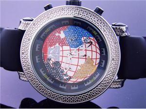 New Techno Master 0.25CT Diamond Watch TM-2108
