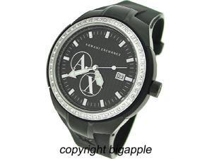Armani Exchange Crystal Date 50 Meter Ladies Watch AX5014