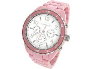 Tommy Hilfiger Multifunction White Dial Women's watch #1781085