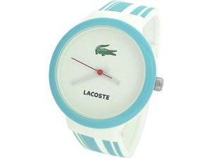 Lacoste Sportswear Collection Goa White Dial Unisex watch #2010541