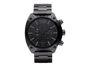 Men's Diesel Blackout Chronograph Watch DZ4223