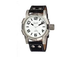 Just 48-s8885wh-bk Jazz Watch