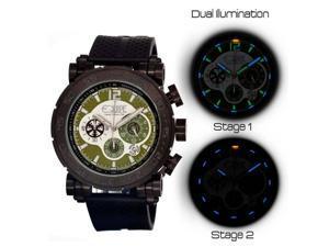 Equipe Tritium Et506 Stud Mens Watch