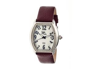 Sophie and Freda Aspen Mother-of-Pearl Watch