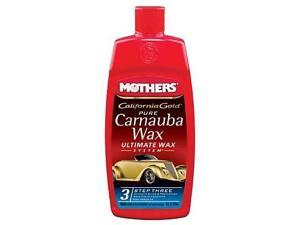 Mothers California Gold Pure Carnauba Wax - Step 3 - 05750 (16 Oz)