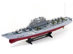 HT 2878 Remote Control Boat Aircraft Carrier Battle Ship