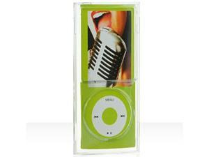Apple iPod Nano 4G Plastic Protector Case (Clear)