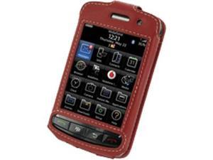 BlackBerry Storm 9530 Leather Sleeve Case (Red)