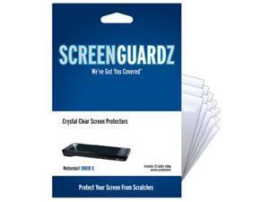 Motorola Droid X ScreenGuardz Ultra-Slim Screen Protectors (Pack of 5)