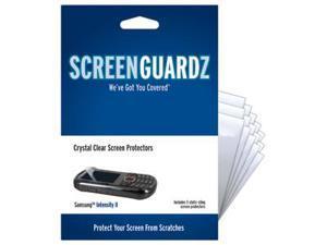 Samsung Intensity II ScreenGuardz Ultra-Slim Screen Protectors (Pack of 5)