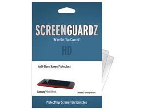Dell Streak ScreenGuardz HD (Hard) Anti-Glare Screen Protectors (Pack of 2)