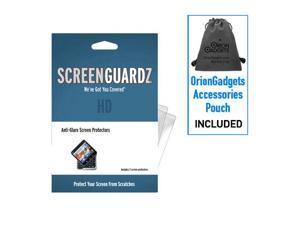 Motorola Flipout ScreenGuardz HD (Hard) Anti-Glare Screen Protectors (Pack of 2)