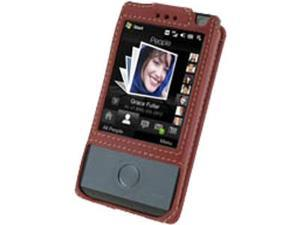 HTC Touch Diamond Leather Sleeve Case (GSM Version) (Red)