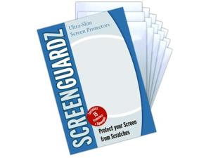 BlackBerry Bold 9700 ScreenGuardz Ultra-Slim Screen Protectors (Pack of 15)