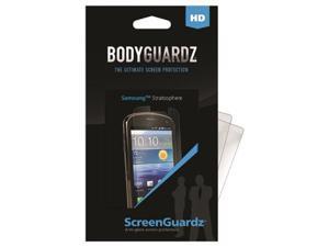 Samsung Stratosphere ScreenGuardz HD (Hard) Anti-Glare Screen Protectors (Pack of 2)