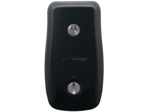 Motorola Barrage V860 Extended Waterproof Battery Cover (KAHN4374) (Black)