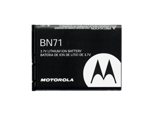 Motorola Barrage V860 OEM Spare Replacement Battery (1140mAh) BN71