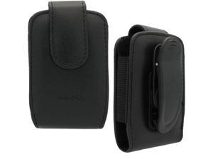 Huawei M318 MetroPCS OEM Premium Leather Pouch w/ Belt Clip