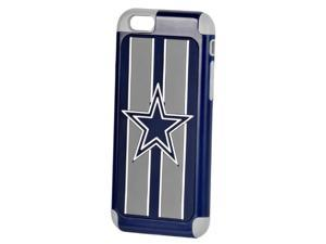 Apple iPhone 6 Official Licensed NFL Dual Hybrid Rugged Case - DALLAS COWBOYS