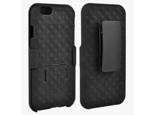 iPhone 6 Plus Shell Case Holster Combo 05771 (Black) () (Verizon ) (Black)