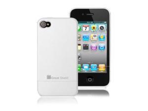 GreatShield iSlide Slim-Fit PolyCarbonate Hard Case for Sprint / Verizon / AT&T Apple iPhone 4 / iPhone 4S