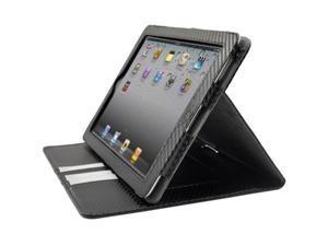 XGear Traveler II Carbon Fiber Folio Case For Apple iPad 2 & The New iPad