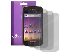 Fosmon Crystal Clear Screen Protector Shield for Samsung Galaxy S Blaze 4G - 3 Pack