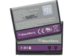 BlackBerry OEM F-M1 BATTERY PEARL 9100 9105 Style 9670 - Bulk Packaging