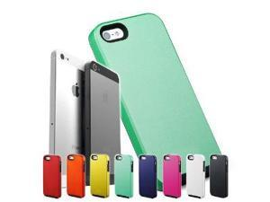 Acase iPhone 5 / 5S Superleggera PRO Dual Layer Protection Case - Green/Black