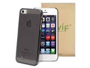 GreatShield Guardian Series Ultra Thin PC Case for Apple iPhone 5/5S - Transparent Black