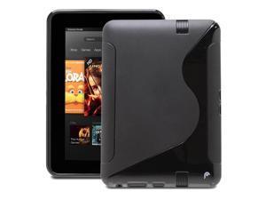 "Fosmon DURA S Series TPU Case for Amazon Kindle Fire HD 7"" (Black)"
