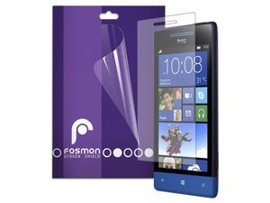 Fosmon Anti-Glare (Matte) Screen Protector Shield for HTC Windows Phone 8S / HTC Accord