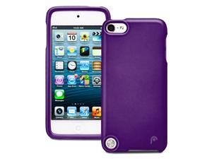 Fosmon MATT Series SLIM Rubberized Case for Apple iPod Touch 5th Generation / Apple iPod Touch 5 - Purple