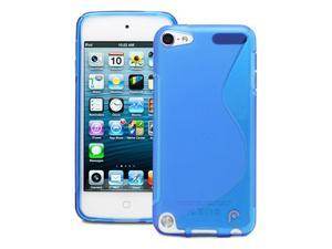 Fosmon DURA-S Series TPU Case for Apple iPod Touch 5th Generation / Apple iPod Touch 5 - Blue