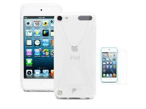 Fosmon 4 in 1 Bundle for Apple iPod Touch 5th Generation