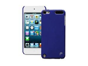 Fosmon MATT Series Rubberized Case for Apple iPod Touch 5th Generation - 1 Piece - Blue