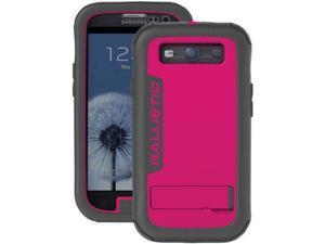 Ballistic Case Every1 Black / Pink Case For Samsung Galaxy S3 EV0951-M115