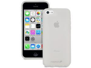 Fosmon DURA-Frost Series Slim-Fit TPU Case for iPhone 5C - Clear