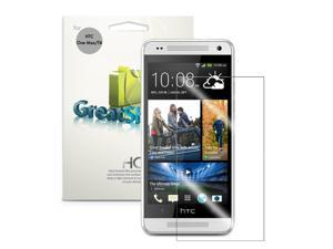 GreatShield MERE Mark II Ultra Clear HD Screen Protector for HTC One Max / HTC T6 - 3 Pack