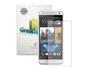 GreatShield DUEL Mark II Anti-Glare Matte Screen Protector for HTC One Max / HTC T6 - 3 Pack