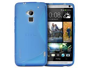 Fosmon DURA S Series Flexible SLIM-Fit TPU Case for HTC One Max / HTC T6
