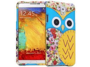 Fosmon MATT-DESIGN Rubberized Case for Samsung  Galaxy Note 3 / Note III