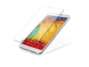 Seidio Vitreo Tempered Glass Screen Guard for Samsung Galaxy Note 3 - Retail Packaging - Crystal Clear