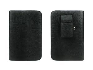 GreatShield Premium Quality Kindle 3G Lighted Leather Case Cover with Built-in Light - Black