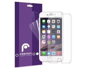 "Fosmon Anti-Glare (Matte) Screen Protector for AppleiPhone 6 4.7"" - Pack of 3"