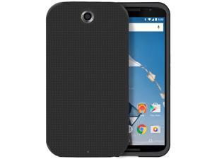 Fosman DURA-MATTE TPU Case for Google Nexus 6 - Black