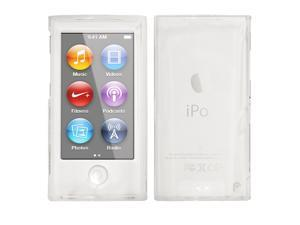 Fosmon SLIM Series Snap-on Crystal Case for Apple iPod Nano 7th Generation / Apple iPod Nano 7 - 2 pieces - Clear