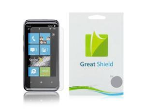 GreatShield Ultra Smooth Clear Screen Protector Film for HTC Arrive (3 Pack)