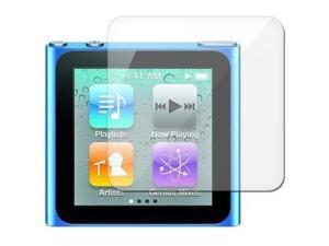 Fosmon Premium Quality Crystal Clear Screen Protector for Apple iPod Nano 6th Gen