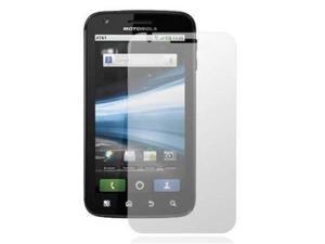 Fosmon Premium Quality Crystal Clear Screen Protector for Motorola Atrix 4G